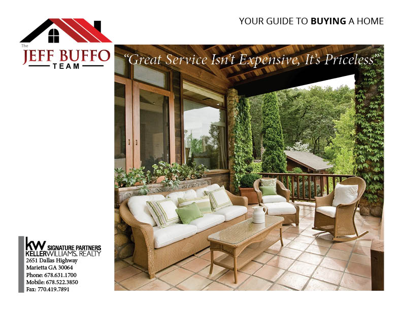 Home Buyers Guide - The Jeff Buffo Team