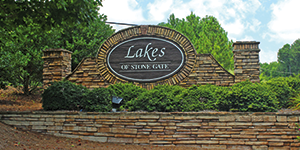 Lakes of Stone Gate