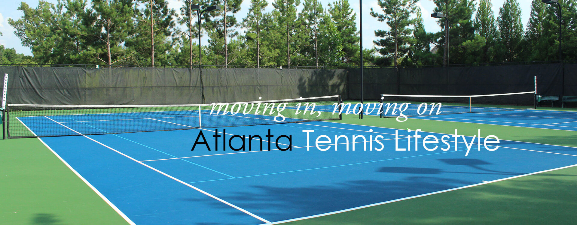 Atlanta Swim Tennis Lifestyle - The Jeff Buffo Team