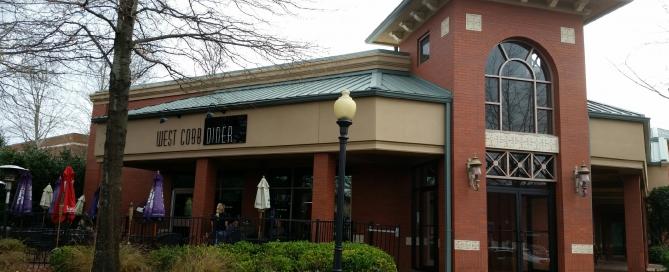 West Cobb Diner in Marietta photo by Chris Furletti