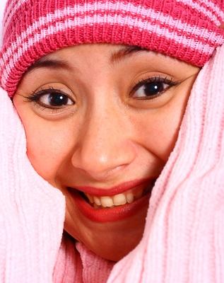 """Girl Warm With A Woolen Hat"" by Stuart Miles freedigitalphotos.net"