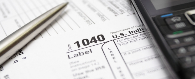 Tax season IRS Refund
